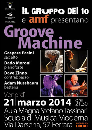 GROVE MACHINE 22
