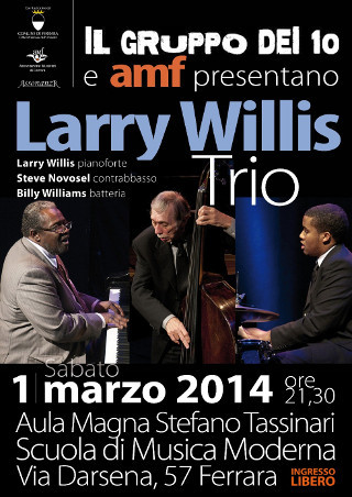 LARRY WILLIS 22